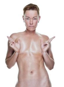 Jiz Lee Allan Amato Seraph Nude Book