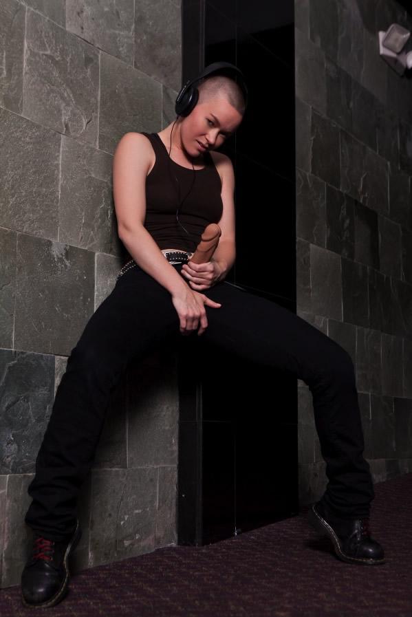 Jiz Lee Genderqueer Queer Porn