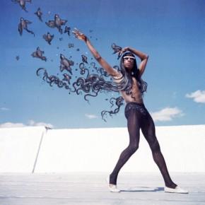 "Najva Sol & Molly Crabapple's ""Transmography"" Lomography Gallery Show"