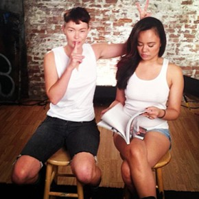 (Upcoming) All Of Her: Jiz Lee & Annie Cruz