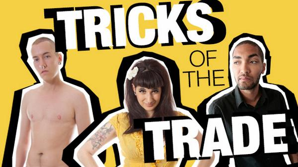Tricks of the Trade: Porn Best Practice for Content Trades Queer Porn Feminist Porn Indie Porn Advice