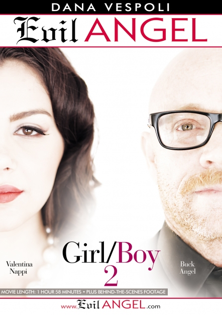 Girl/Boy #2 DVD Evil Angel