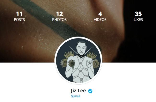 Jiz Lee Only Fans Account