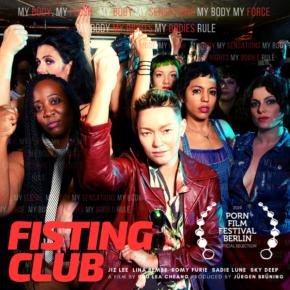 Fisting Club queer porn Jiz Lee