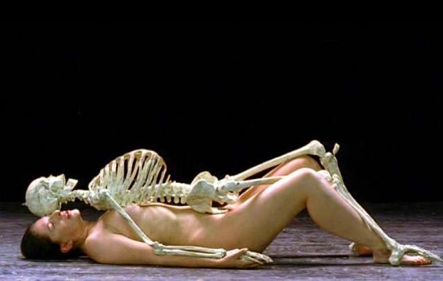 Breathing with Skeleton